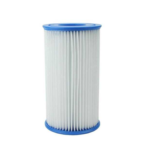 14' Swimming Pool Replacement Filter Core Cartridge - Blue