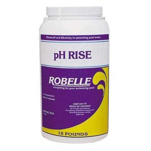 Robelle 2225 pH Rise Chemical for Swimming Pools, 25 lbs.