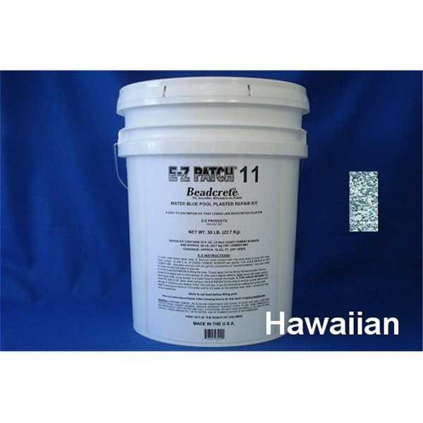 EZ Products 50 No. BEADCRETE PLASTER FAST SET - HAWAIIAN 50 LB. EACH